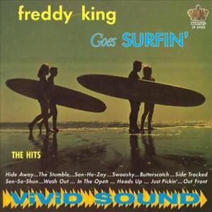 KING-FREDDIE-FREDDY-KING-GOES-SURFIN-039-NEW-VINYL-RECORD