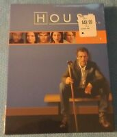 House Dvd Complete First Season Three Dvd Set In Box Season 1
