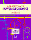 Introduction to Power Electronics by Dennis Fewson (Paperback, 1998)