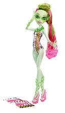 Monster High Venus McFlytrap SWIM DOLL Sammlerpuppe SELTEN Y7304
