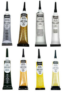 Pebeo-Cerne-Relief-Outliner-Tubes-20ml-Ceramic-Glass-Paint-Various-Colours