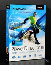 CyberLink PowerDirector 15 Ultra w/AudioDirector 6 @NEW@