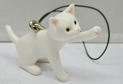 Japan Funny Cat's Life Figure Mascot #3, 1pc - Epoch  h#6