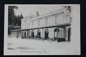 Tarjeta-Postal-Antigua-CPA-Animada-Bourbonne-El-Casino