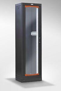 Techly Professional Armadio Rack 19'' 600x400 42 Unita' Nero