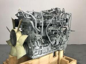 Isuzu 4HK1TC Diesel Engine. All Complete and Run Tested.