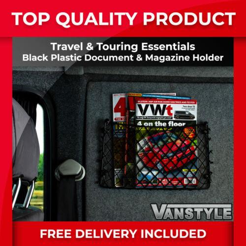 UNIVERSAL CAR TRAVEL TOURING ELASTIC CARGO STORAGE NET BAG POCKET TIDY ORGANISER