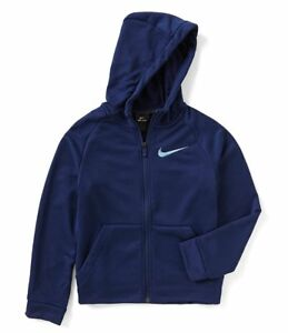 Grande Bambini E Cappuccio Ragazzi Nike Drifit M Intera Zip Felpa 7wq6T71x