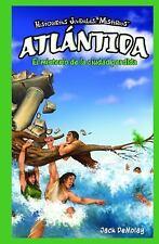 Atlantida / Atlantis: El Misterio De La Ciudad Perdida / the Mystery-ExLibrary