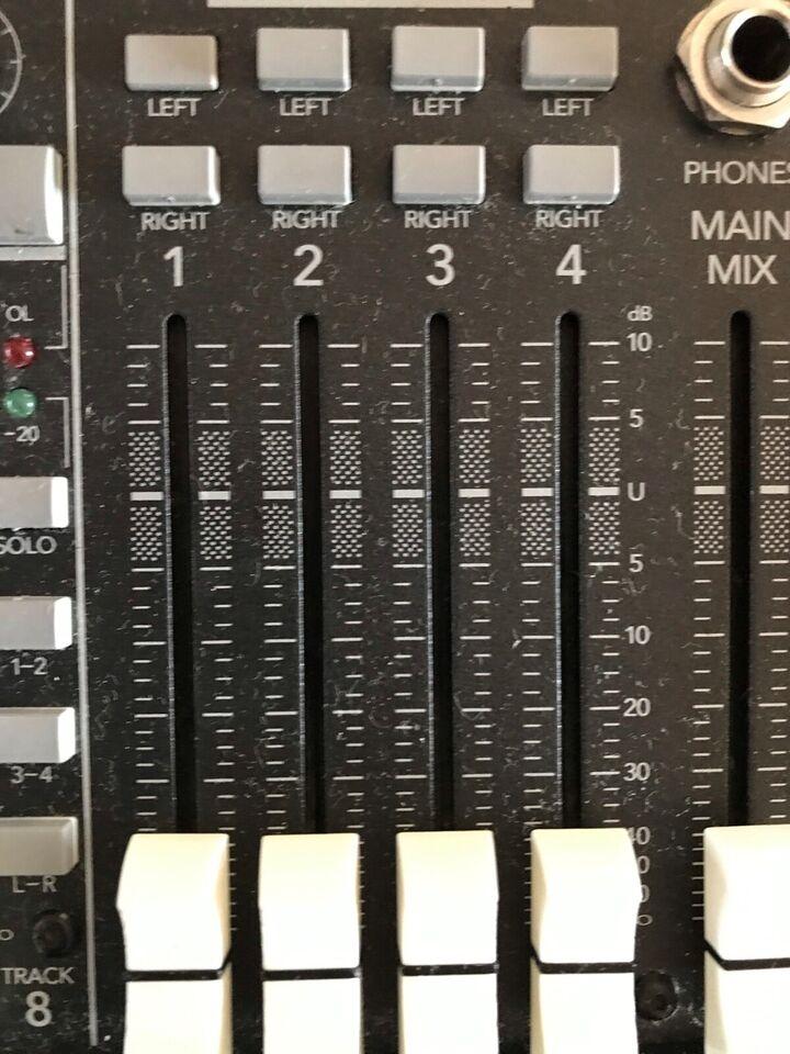Mackie mixer 16 kanaler
