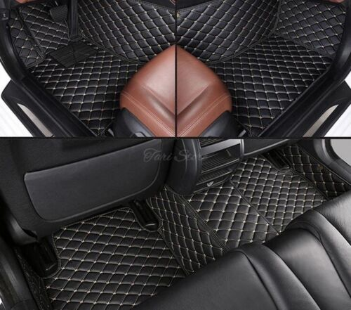 Mercedes Benz C Klasse S204 BJ 07-15 Fußmatten Fußraum Automatten Schalen Matten