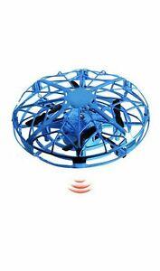 Levitazione-anticollisione-UFO-Flying-Toys-Aircraft-LED-Mini-Drone-Induction