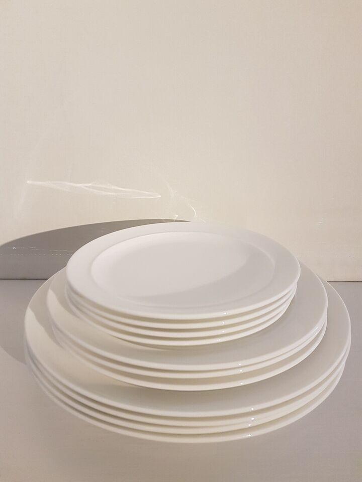 Porcelæn, Tallerken, Bodum