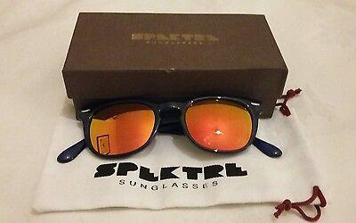 SPEKTRE MS04 MEMENTO AUDERE SEMPER Sunglasses Wayfarer RRP - £115