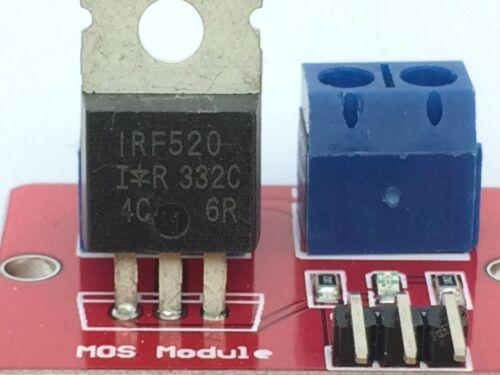 MOSFET Module pour Arduinoirf520Transistor