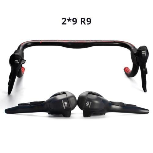 Mountain Road Bike Thumb Gear Shifter 7 8 9 Speed Governor Brake Rotation Set