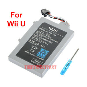 Original-Nintendo-Wii-U-Gamepad-Rechargeable-Extended-Battery-Pack-3600mAh-3-7V