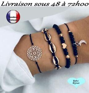 ensemble bracelet femme