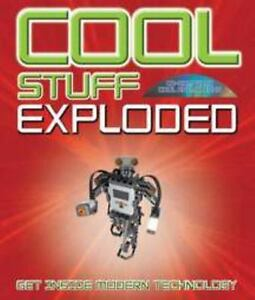 Image Is Loading Cool Stuff Exploded Get Inside Modern Technology