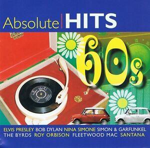 Absolute-60s-Hits-CD-Neu-Bob-Dylan-Simon-amp-Garfunkel-Roy-Orbison-Box-Tops