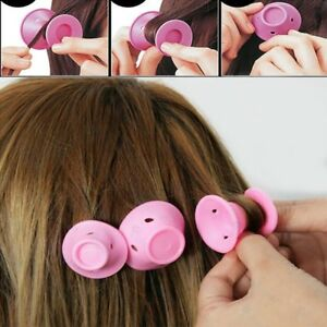 10x-Silicone-Magic-Hair-Curlers-Formers-Styling-Rollers-No-Heat-Clip-DIY-Tool