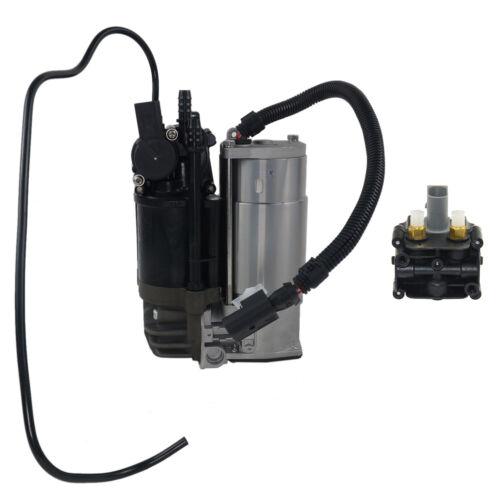 Luftfederung Kompressor+Magnetventil Luftfederung Für BMW 5er GT F07 2009-2016