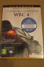 Gamebook - WRC 4 - FIA World Rally Championship PC DVD