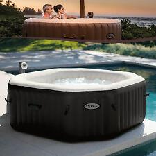 Intex 128454 Whirlpool Spa Ø201x71cm Pool Badewanne Jacuzzi Badewanne Whirlwanne