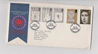 GPO First Day Cover Investiture Prince of Wales with 1969 Caernarvon Postmarks