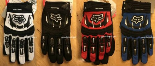 Fox Racing Dirtpaw MX Motocross Race Off-Road ATV Dirt Bike Gloves