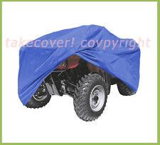 ATV Cover Arctic Cat 500, 500i, 650 BLUE acs51-7 XR7
