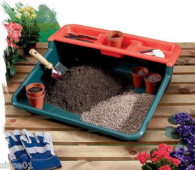 Bandeja de Trabajo Tidy Tray Huerto Urbano - Cultivo Casero Grow Working Tray