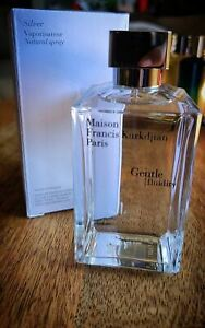 maison francis kurkdjian - gentle fluidity silver fragrance sample