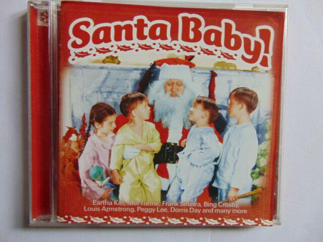 Santa Baby - Christmas - Various Artists - CD - FREE POST