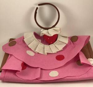 Pottery Barn Kids Halloween Cupcake Costume 2 3t New Ebay