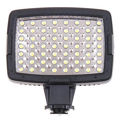 CN-LUX560 LED Video Light Lamp For Camera DV Camcorder Lighting 5400K NEW UK