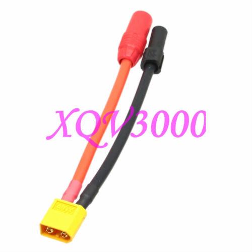 XT60 XT-60 Male to XT150 AS150 Female For DJI S1000 S900 S1000 Turnigy Zenmuse