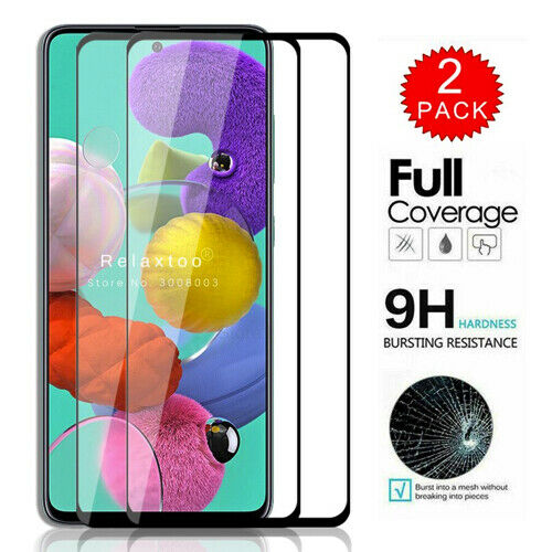 Samsung Galaxy: Pellicola VETRO per SAMSUNG GALAXY A41/A51/A31/A21S/A71 TEMPERATO TOTALE