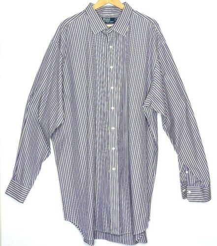 Ralph Lauren Purple Green White Striped Men's 3LT