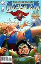 Superman/Supergirl - Maelstrom (2009) #1 of 5