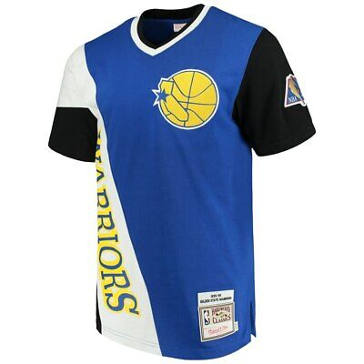 Other Sporting Golden State Warriors Mitchell & Ness Hardwood Classics 1995/96 Shooting Shirt Various Styles