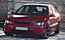 Opel Vauxhall Astra G 98-05 Front Bumper spoiler lip addon OPC GSI valance skirt