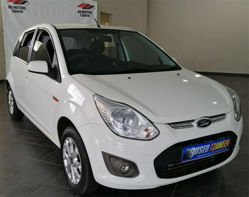 White Ford Figo 1.4 Trend with 70800km available now!