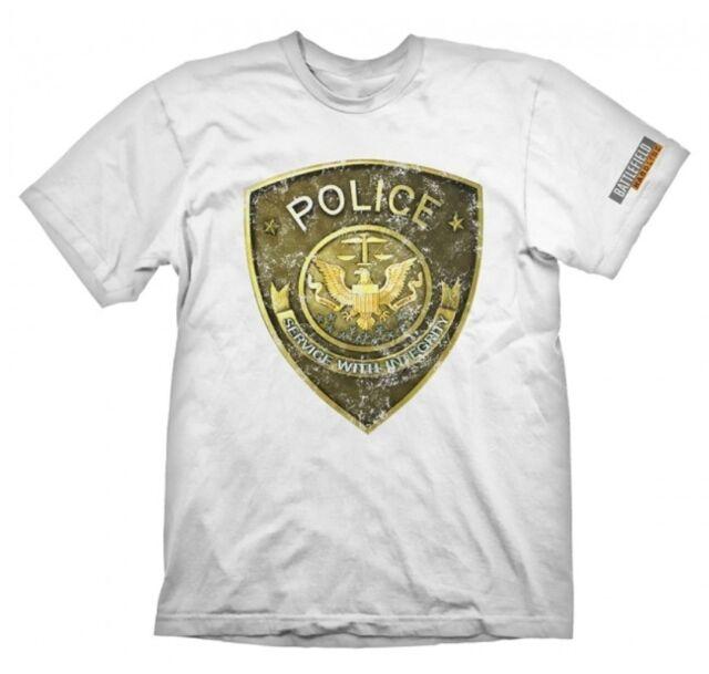 "Battlefield Hardline - T-Shirt ""Police"""