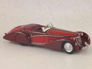 Abc 292 Alfa Romeo 6c 1750 Gran Sport Walter Freund Stromlinenkarosserie 1931