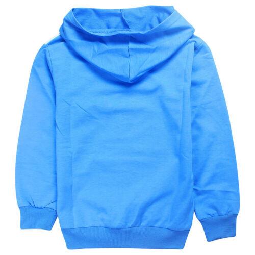 Details about  /Kid Game Among Us Hoodie Boy Girl Hooded Sweatshirt Jumper Tops Coat Fashion HOT