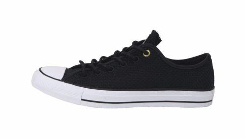 Schuhe Taylor Converse schwarz weiß Damen Unisex All Herren gewebt Star Chuck 1qBqFd6