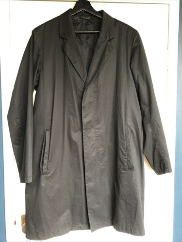 Collectors JIL SANDER by RAF Simons Cotton Coat