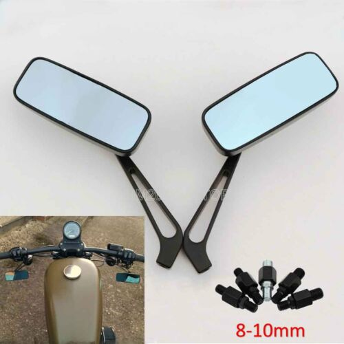 Motorcycle Rearview Mirrors For Harley Sportster XL 883 1200 Hugger Custom