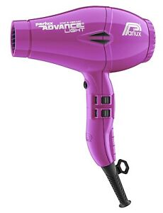 Parlux Advance Light Purple Dryer Of Hair Ionic Professional 2200W 3 M. Cable